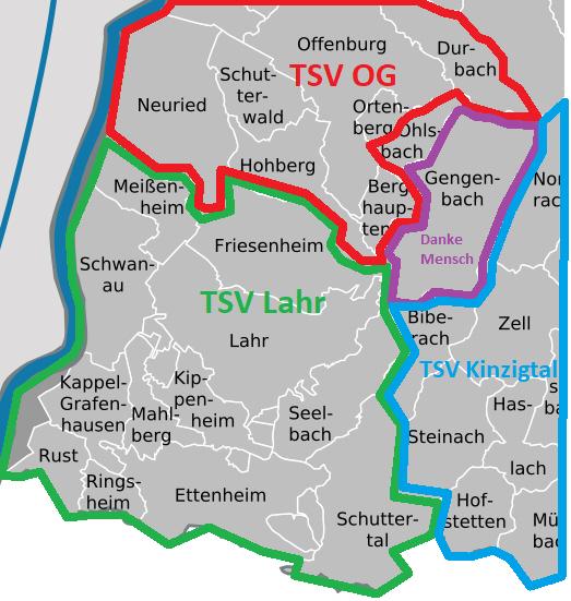 Fundgemeinden des TSV Lahr und Umgebung e.V.