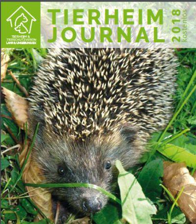 Tierheimjournal 2018