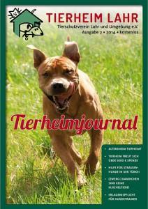 Tierheimjournal 2/2014