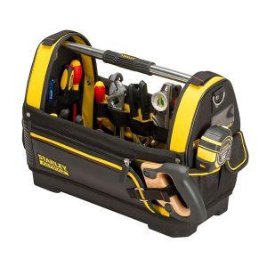 Werkzeugtasche der Marke Stanley (geklaute Tasche war schwarz/rot, nicht wie abgebildet schwarz/gelb)