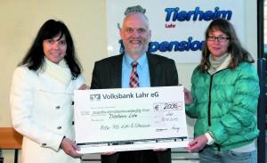 Sagenhafte Aktion des VeBu Lahr-Ettenheim!